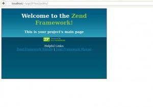 ZF - Zend Framework per Ubuntu 15.10