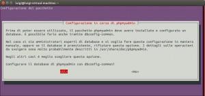 Ubuntu phpmyadmin