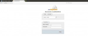 Apache phpmyadmin