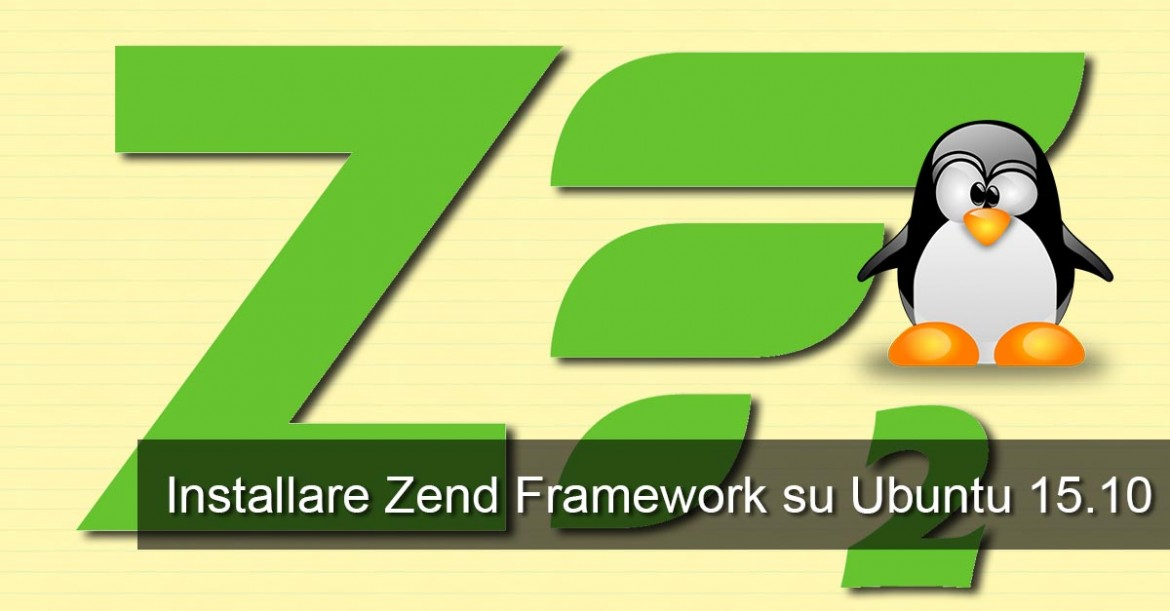 Install Zend Framework on Apache for Ubuntu 15.10