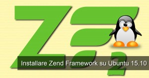 Install Zend Framework on Apache for Ubuntu 15.10