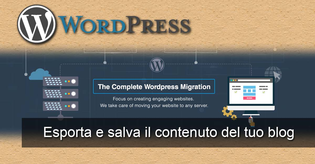 All-in-one WP Migration - wordpress plugin