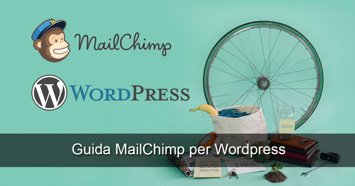Newsletter Wordpress Mailchimp Milleunovetrine