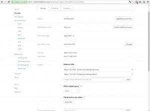 ownCloud virtual machine virtualbox windows host dropbox config