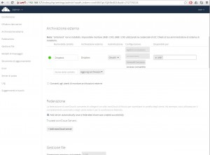 ownCloud virtual machine virtualbox windows host dropbox config