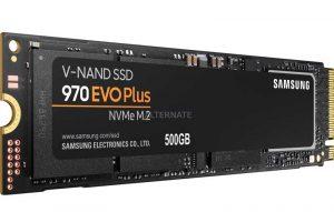 Miglior ssd m2 Samsung 970 EVO Plus