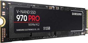 Miglior ssd m2 samsung 970 pro